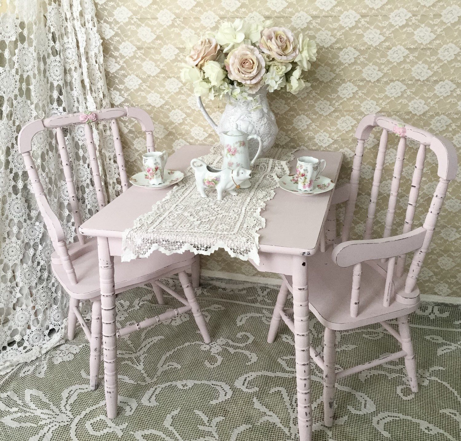 7ecc1a53c953 Table And Chair Sets · Kid Table · Jenny Lind · A personal favorite from my  Etsy shop https   www.etsy.com