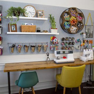 Creative Home Office Craft Room Sewing Room Andreasnotebook