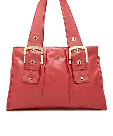 40a2cc8cf5 Berry Fashion Leather Tote by CMD