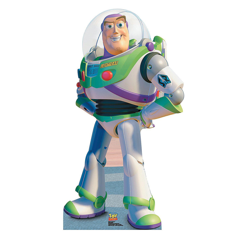Disney Toy Story Buzz Lightyear Cardboard Stand Up Oriental Trading Toy Story Buzz Toy Story Buzz Lightyear Toy Story Party