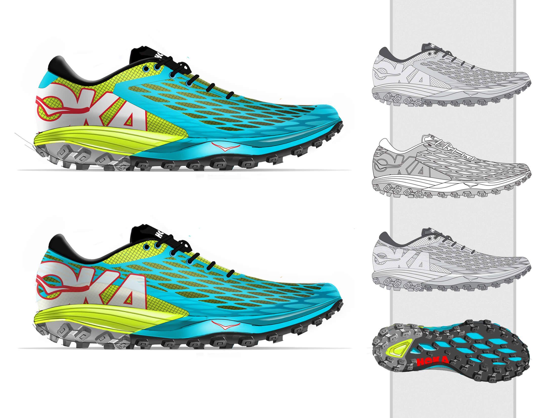 Speed Instinct   GHOST WORKS   Shoe