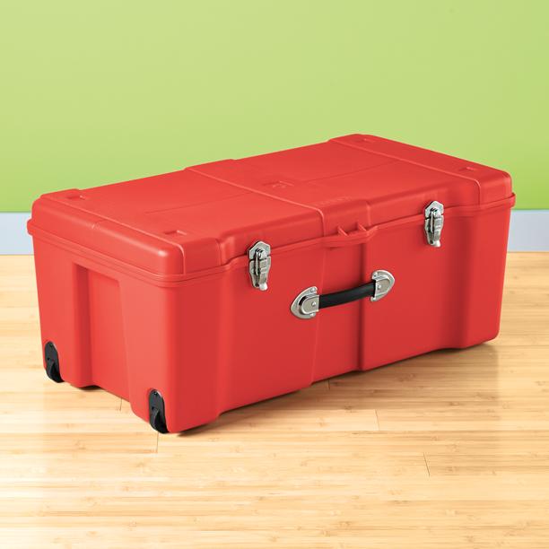 Storage Locker With Wheels | $39.99