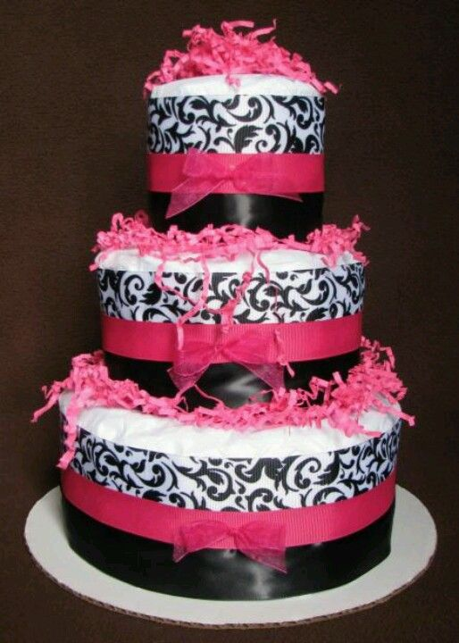 Love this three tier for a little diva.