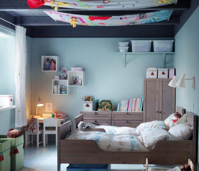 Ikea Mobler Inredning Och Inspiration Ikea Kids Room Ikea Sundvik Bed Ikea Kids