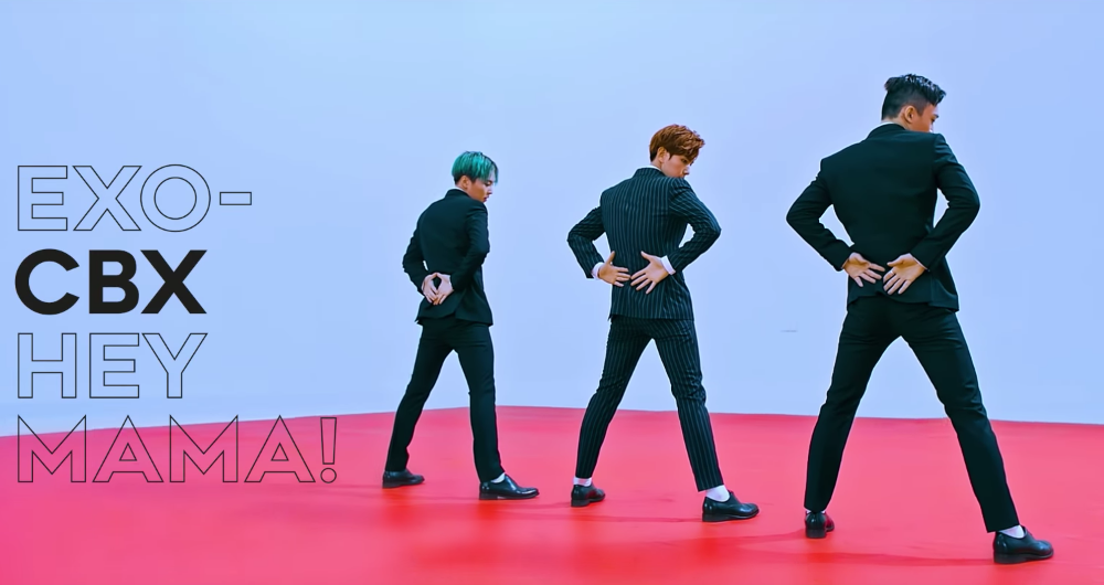 EXO-CBX Is Off to a Strong Start by Ranking #1 in Album