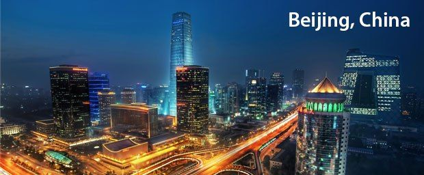 China The Building and Governance of Typical Capital Cities