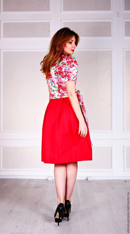 78e1a67a55ace2d Купить Платье из хлопка летнее - платье, Платье нарядное, платье летнее, платье  женское