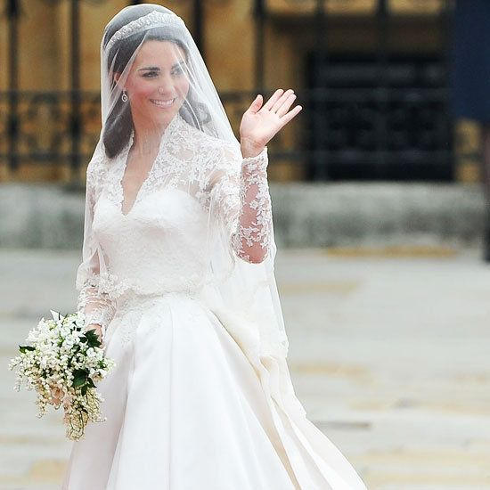 Shop These Kate Middleton-Inspired Wedding Day Dresses at ...