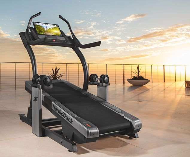 X22i Interactive Incline Trainer with iFit Coach Plus  https://www.nordictrack.