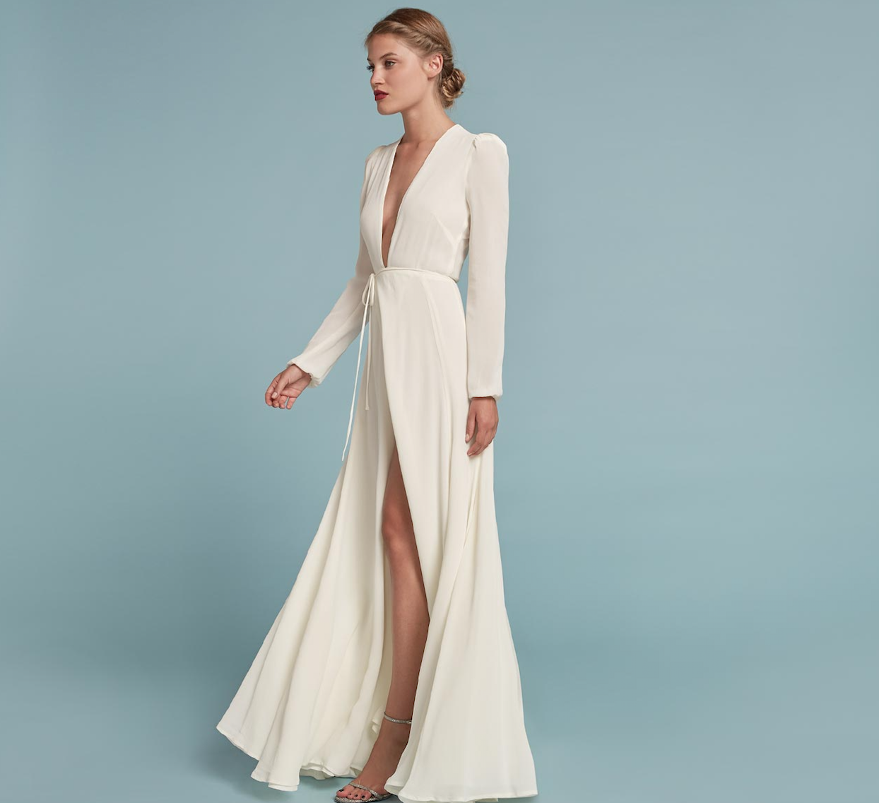 What Every It Girl Will Be Wearing on Her Wedding Day via ...