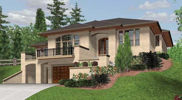 This 1 story Contemporary features 2542 sq feet Call us at 866