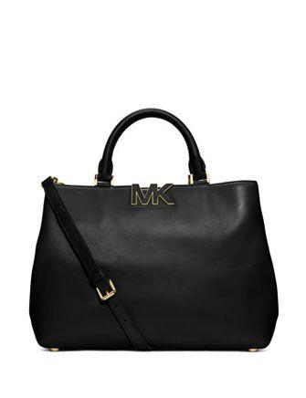 MICHAEL MICHAEL KORS Large Florence Satchel Bag