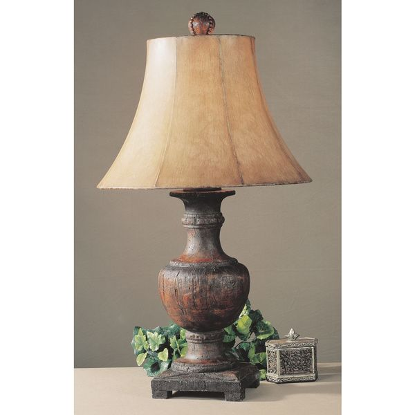 Table Lamps Rustic Table Lamps Table Lamp Wood Tuscan Table