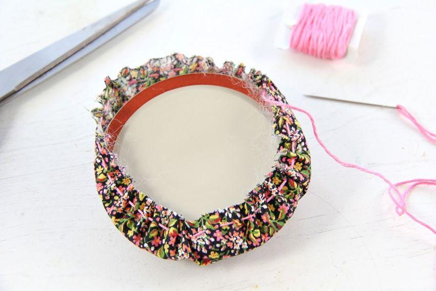 How To Make a Pin Cushion Jar Pin cushions, Crafts to