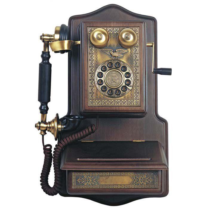 Retro Tech Chic 15 Cool Vintage Phones
