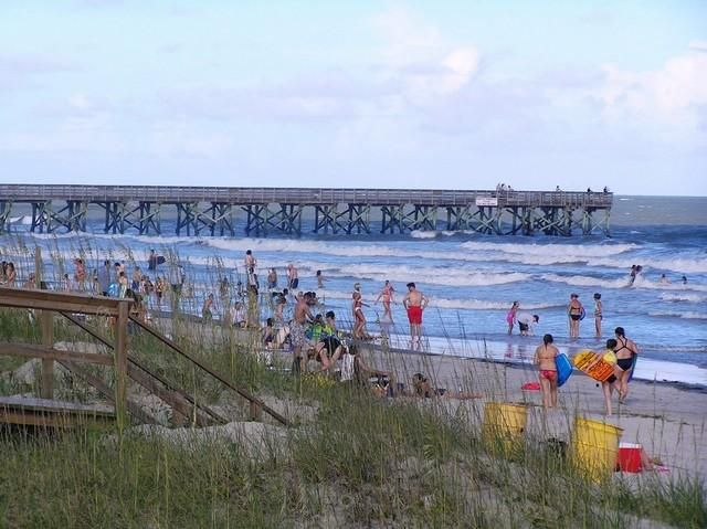 Every Summer My Family And I Spend A Week In Isle Of Palms For Our Annual Beach Trip Pinterest Palm Vacation Short