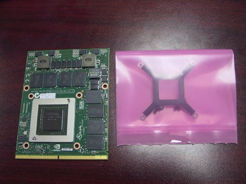 NVIDIA GeForce GTX 680M 2GB DDR5 MXM 3 0b VGA MODULE by NVIDIA