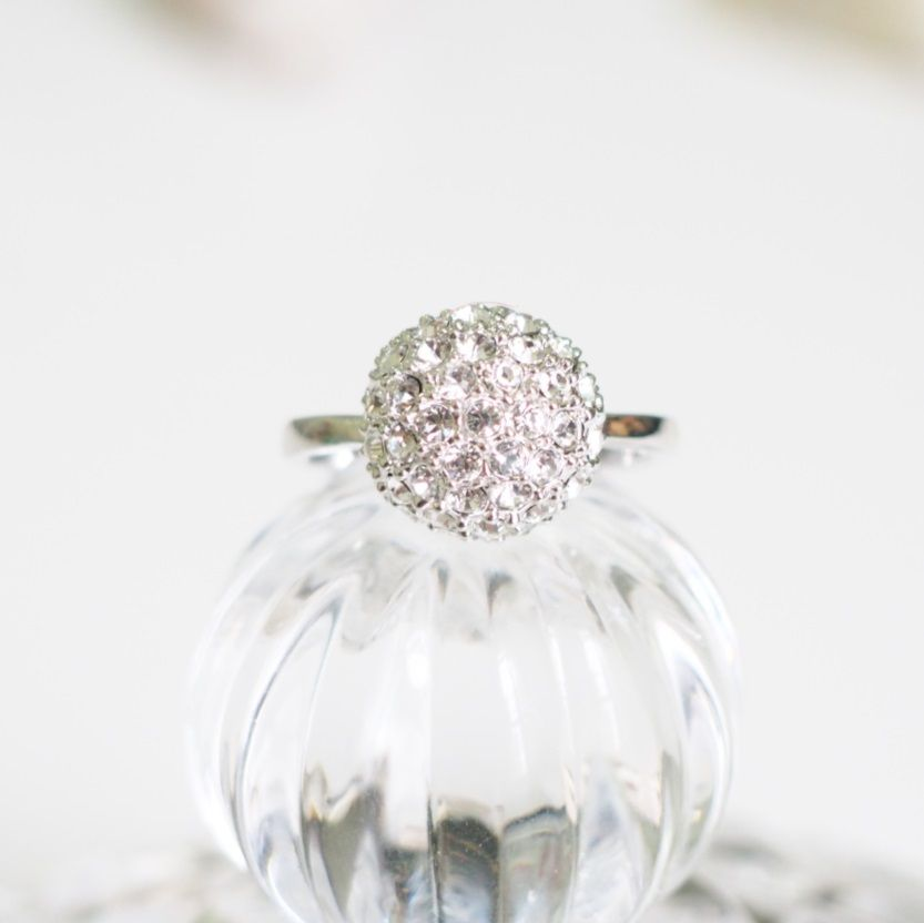 cute simple engagement rings unique Two Become One Pinterest