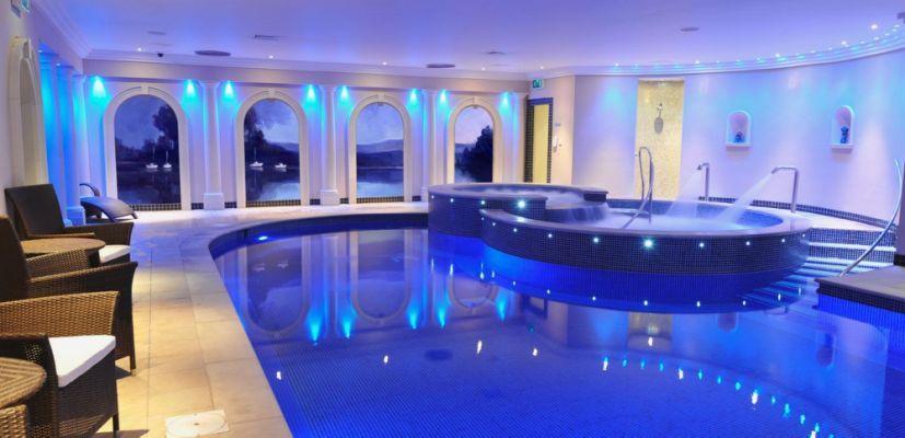 Luxury Hotel Indoor Swimming Pool   swimming pool ideas ...