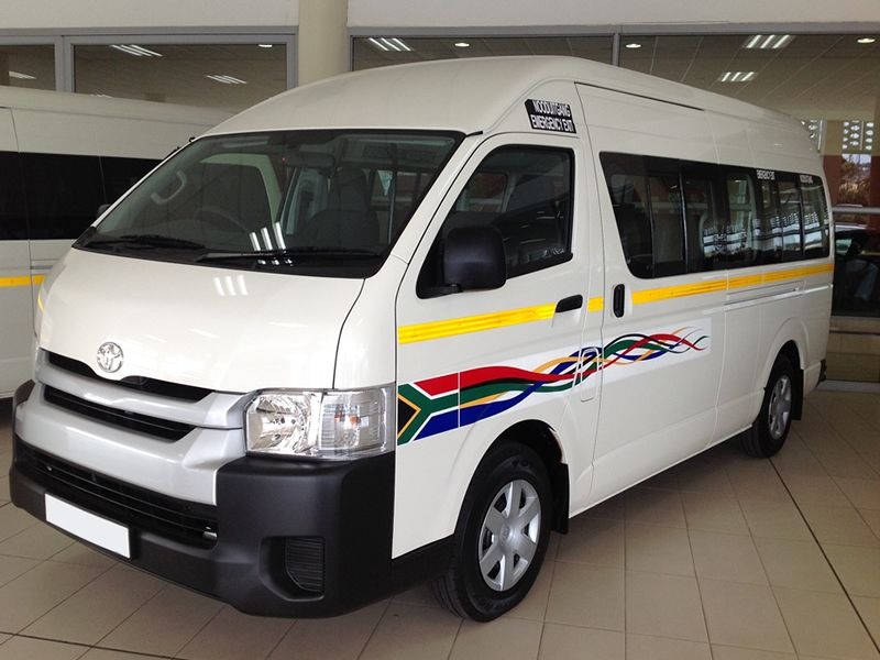 10 Reasons The Toyota Quantum Is The Best Minibus Taxi Taxi Toyota Taxi Driver