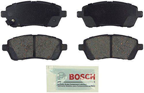 Bosch Be1454 Blue Disc Brake Pad Set Bosch Blue Disc Brake Pads Were Created For The Everyday Driver And Offers The Same T Blue Disc Brake Pads Car Coating