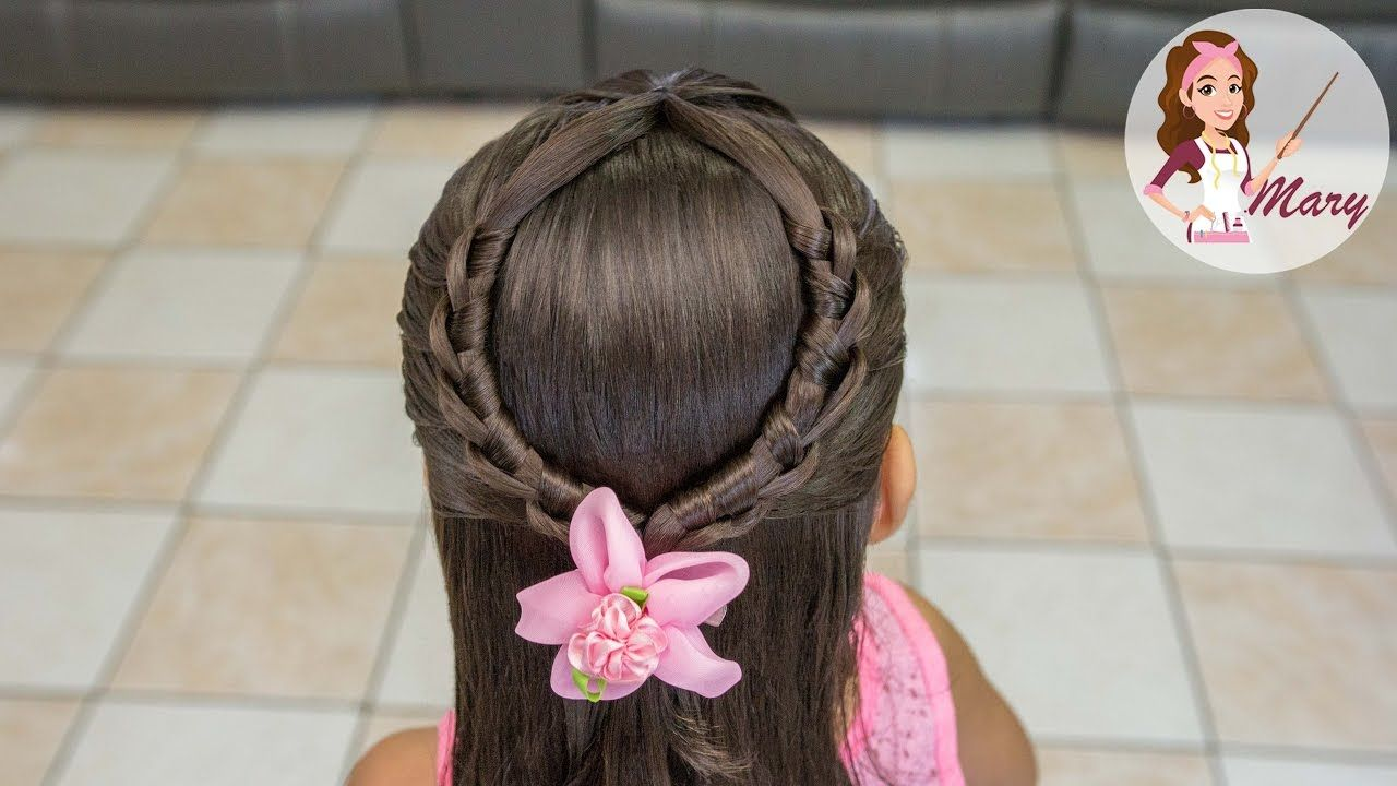 Hairstyle For School  Learning With Mary In Spanish -4906