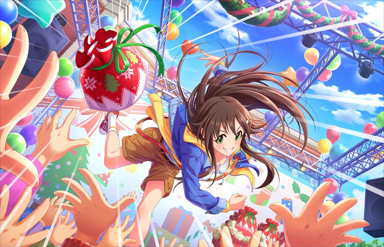 Yuki Himekawa Fuyuzora Precious カード イラスト アニメ 音楽