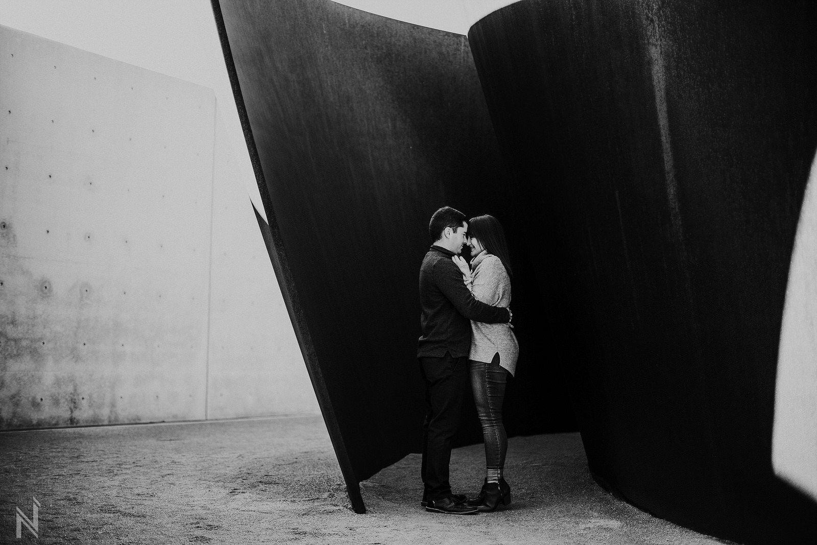 Hayley + Jordan Contemporary + Pulitzer Art Museums St