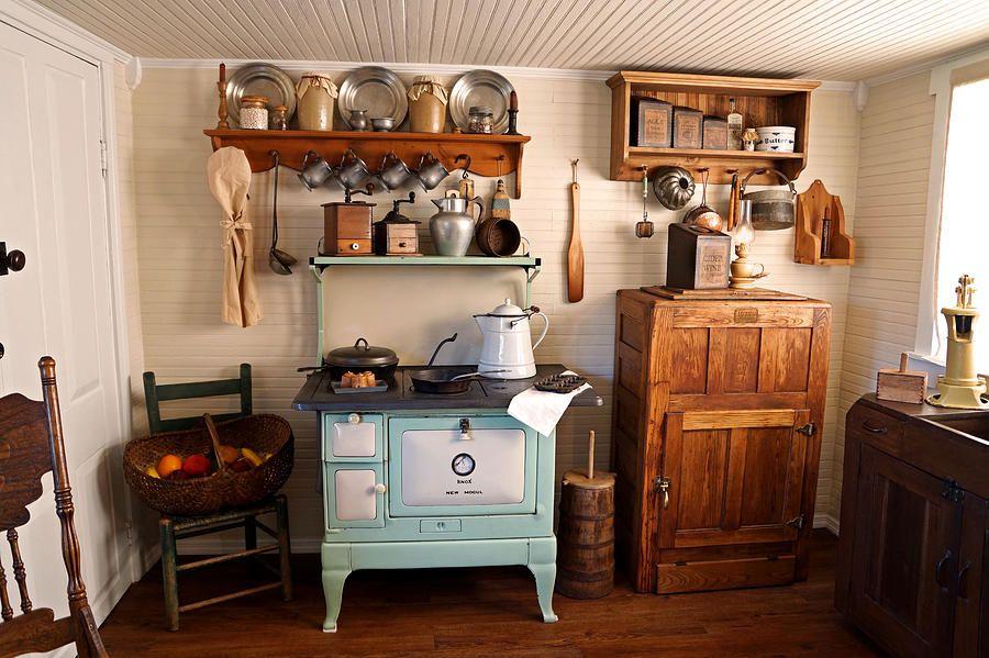 New Old Farmhouse Kitchens Bing