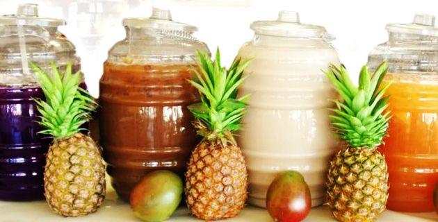 Las aguas frescas son una de las bebidas tradicionales mexicanas ...
