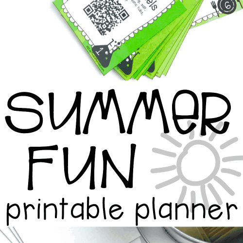 Printable Summer Schedule For Kids - I Can Teach My Child!