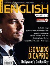 Leonardo DiCaprio - English Matters