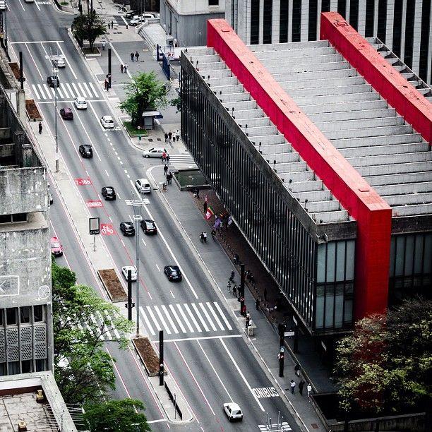 Museu De Arte De Sao Paulo Masp Arq Lina Bo Bardi