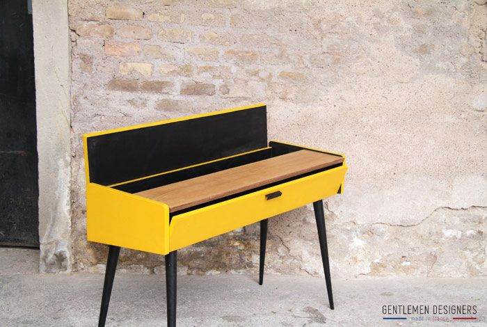 Gentlemendesigners bureau jaune furniture en 2018 furniture