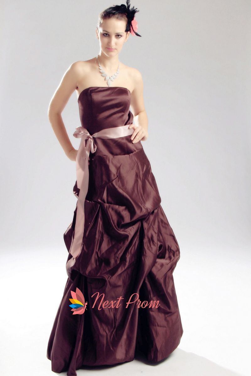 Love this style for birdesmaid dresses just different colors love this style for birdesmaid dresses just different colors brown strapless bridesmaid dress ombrellifo Gallery