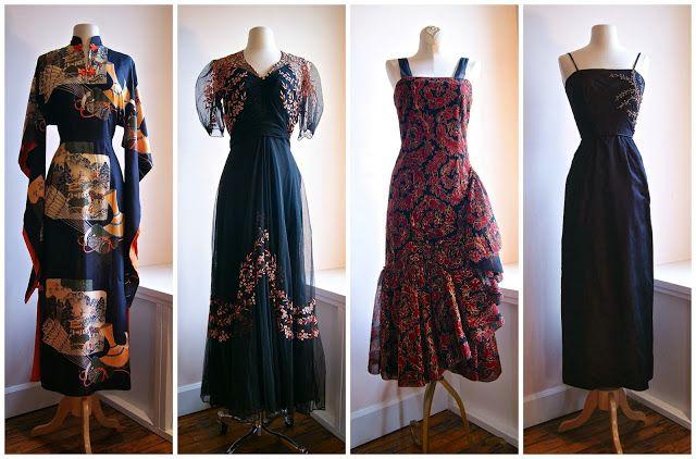 Xtabay Vintage Clothing Boutique - Portland, Oregon: October 2013