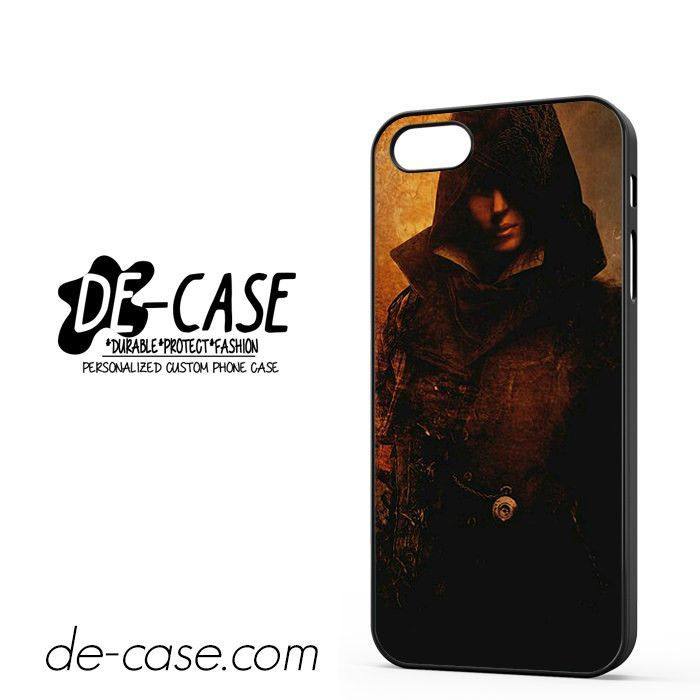 Assasin Creed Syndicyte Evry Frye DEAL-1027 Apple Phonecase Cover For Iphone 5 / Iphone 5S