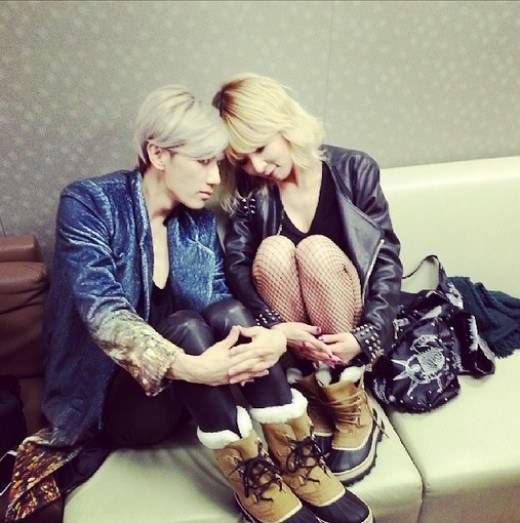 Hyuna and amber caught hookup allkpop com
