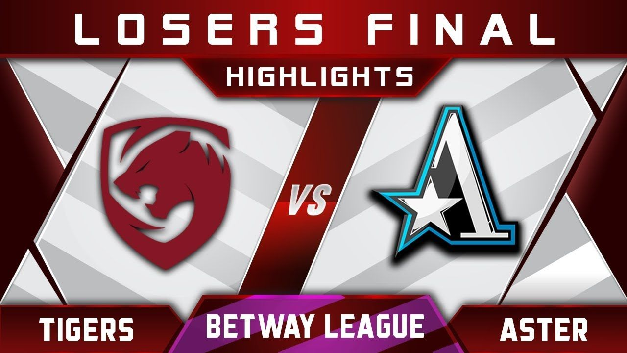 Tigers vs Aster LB Final Betway Asian Dota 2 League 2019