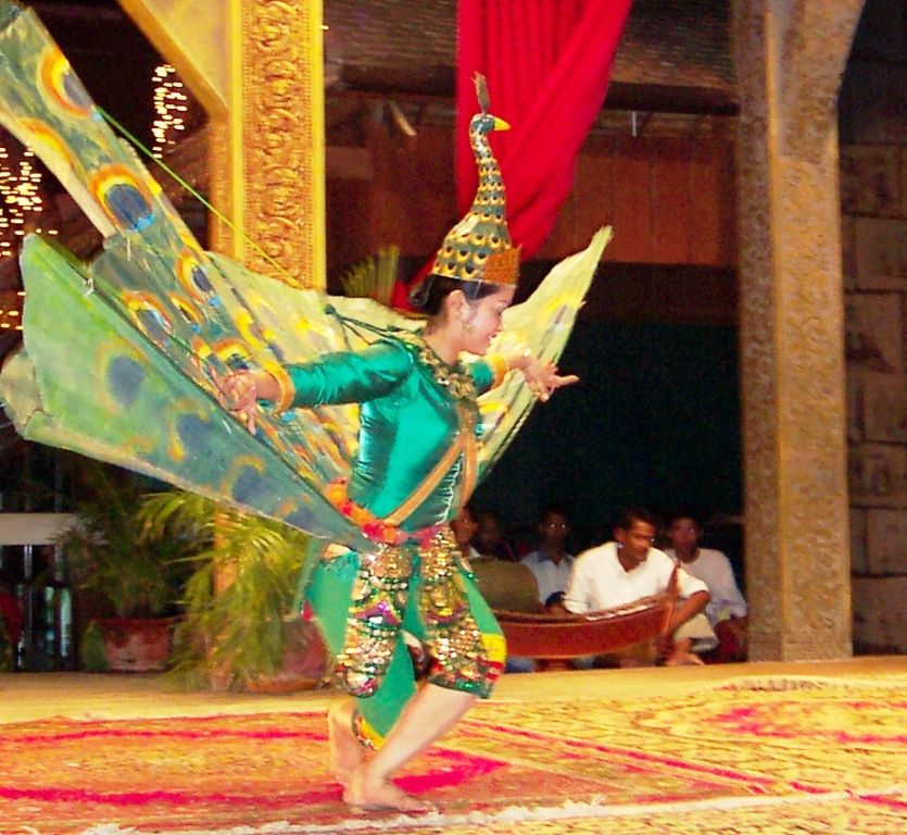 Apsara: Cambodia's Traditional Dance - Go Global Today ...