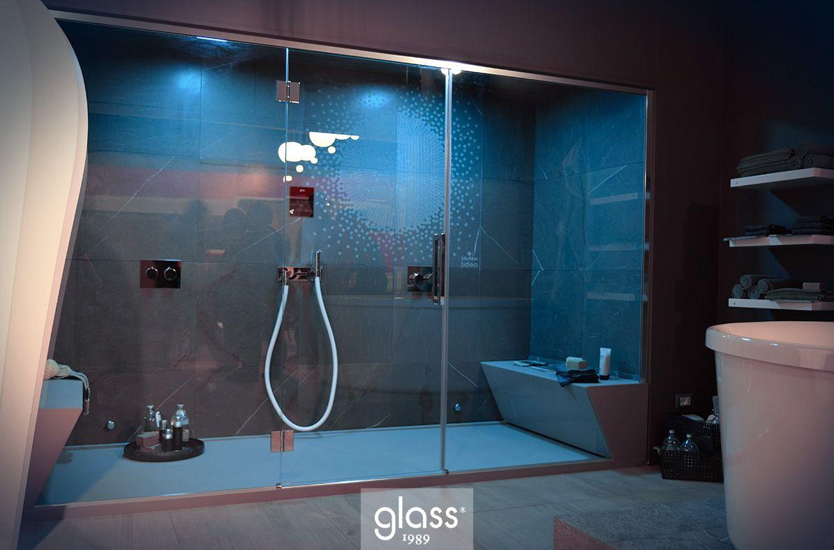 Delicieux Glass1989 @Cersaie2015   Cer Stile NonSoloDoccia Showeru0026Hammam + Pearl  BathTub #cersaie #cerstile