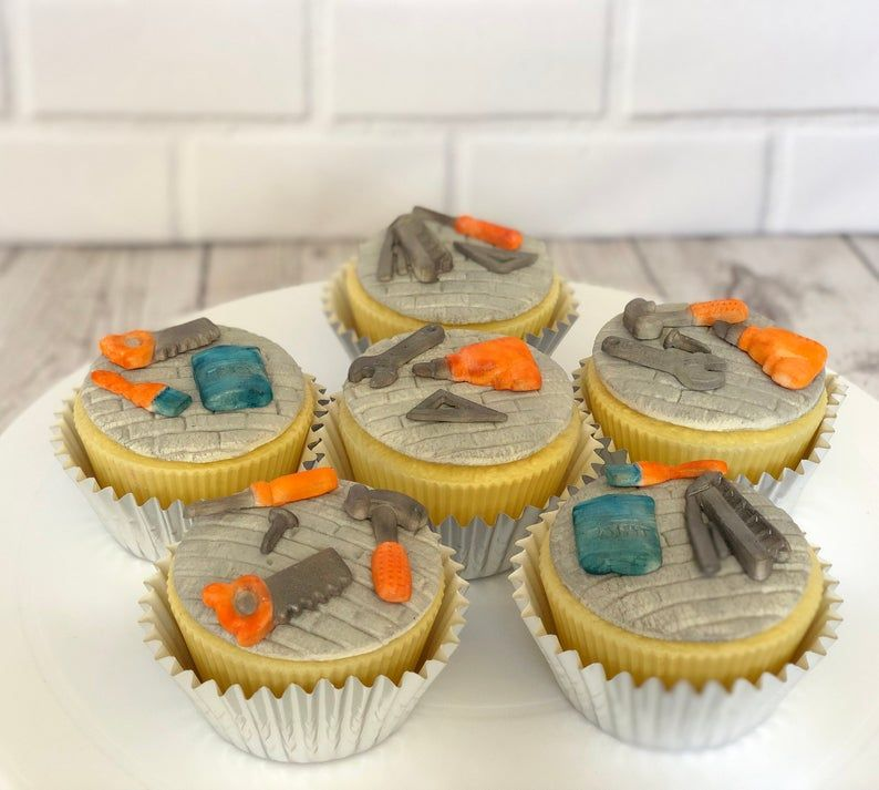 Edible diy cupcake toppers. | Diy cupcakes, Cupcakes ...