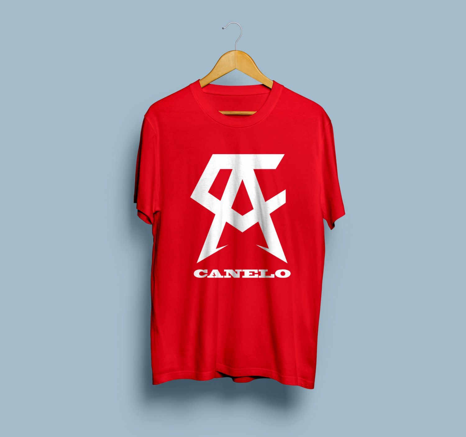 d1901ca1 Saul Canelo Alvarez Boxing Shirt S-4XL Available FREE SHIPPING Order By  Sept 12…