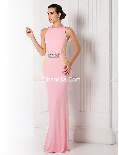 فساتين سوارية 2015 ناعمة فساتين سهرة فخمة وراقية سواريهات 2015 للمناسبات فساتين سوارية أزياء بنوته بن Ball Dresses Evening Dresses Jersey Evening Dress
