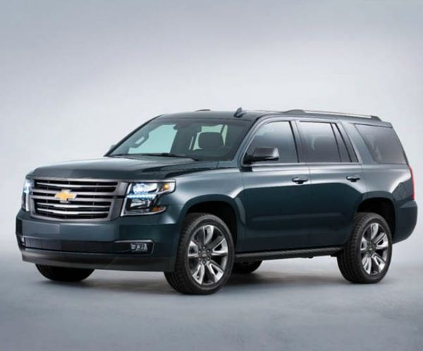 Chevrolet Tahoe 2018 Chevrolet Tahoe Best Pickup Truck Chevy