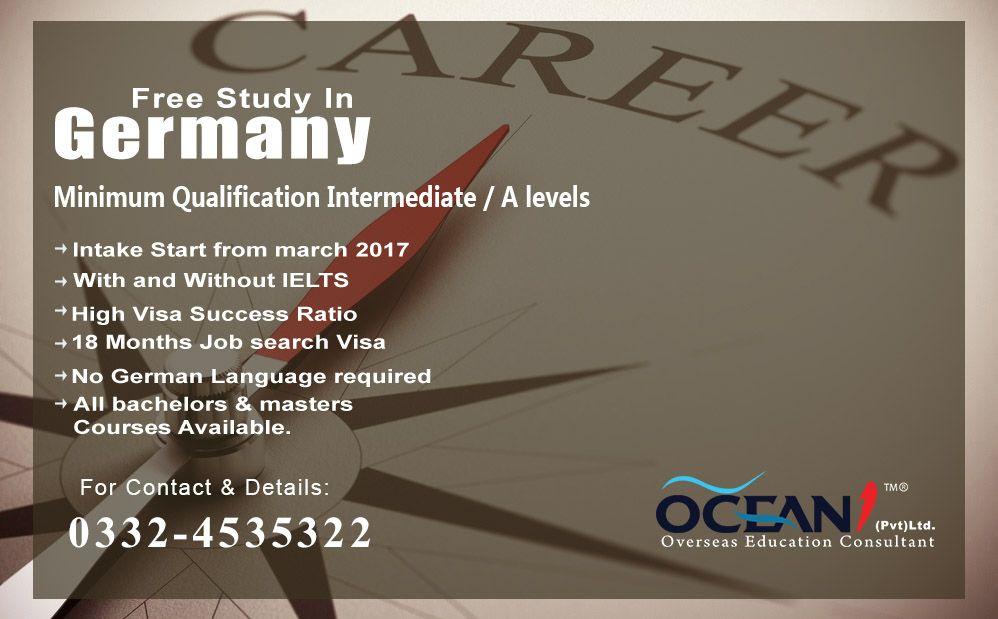 Pin by Ocean1PvtLtd on Overseas Education Overseas