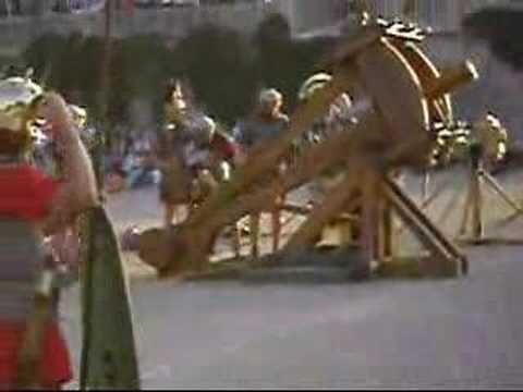 """A quien le guste el Imperio Romano, no puede perderse las fiestas de """"TARRACO VIVA"""", cada año en la ciudad de TARRAGONA (España)."""
