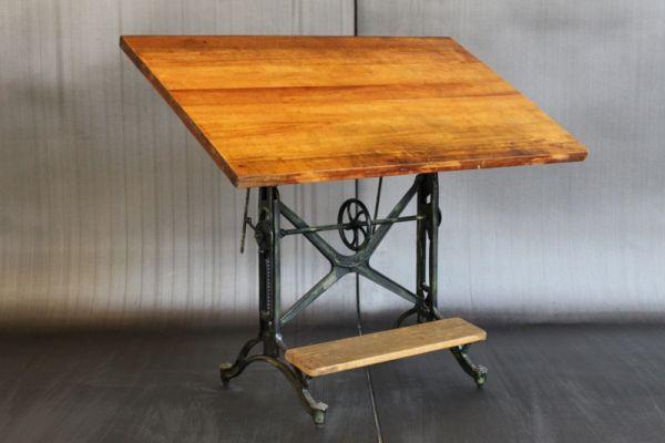 VINTAGE DRAFTING TABLE ($5000+) - Svpply