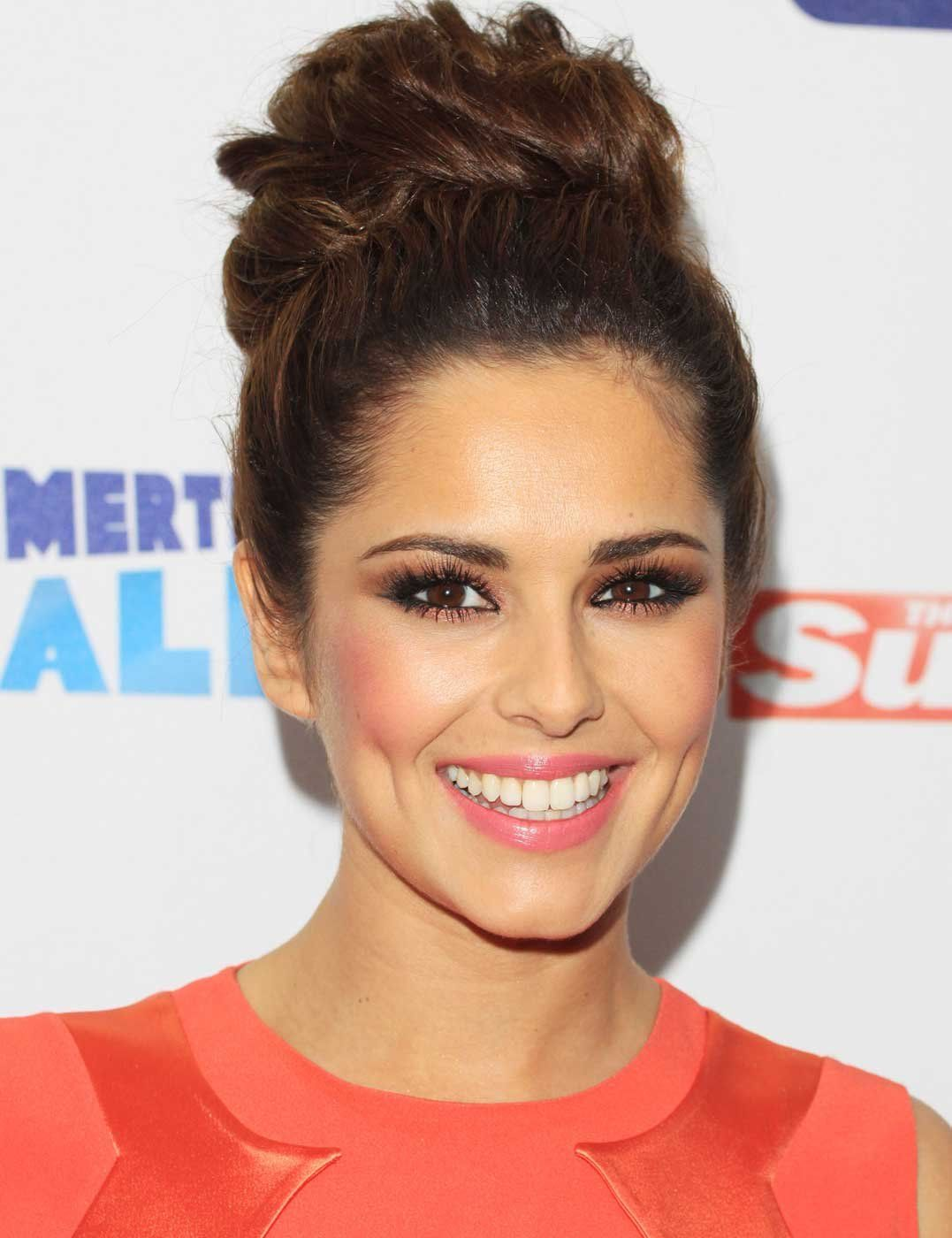 Ultimate Celebrity Makeup Looks 2012 ELLE UK/ Cheryl