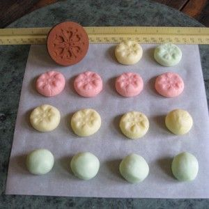 Cream Cheese Mints | Cream cheese mints, Cream cheeses and Cheese
